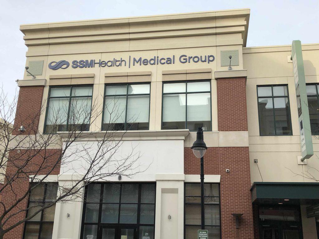 Barnes Jewish St Peter S Hospital Medical Office Building