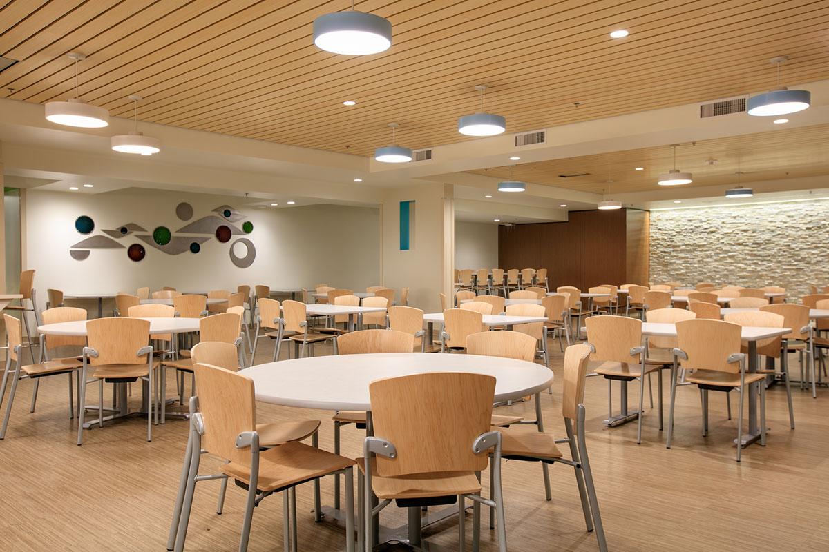 SSM-Cafeteria